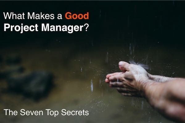 Good Project Manager