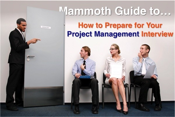 project management interview