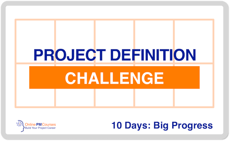 Project Definition Challenge