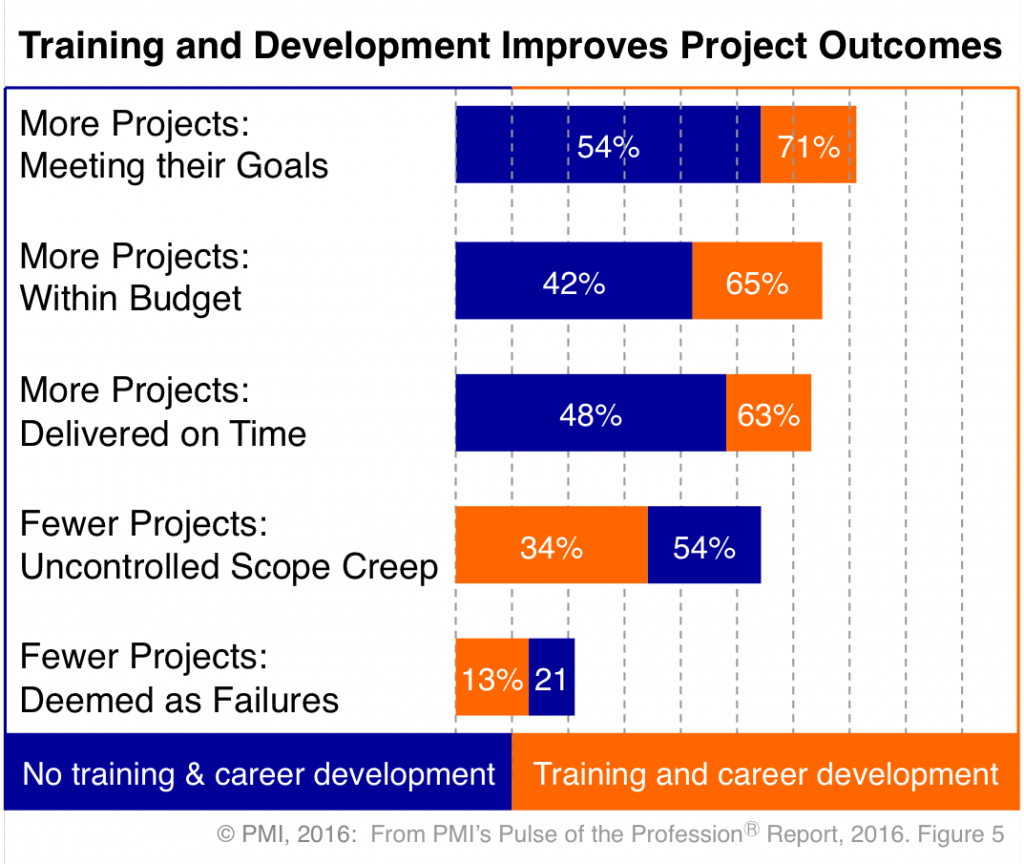 PMI Project Management - Training and Development