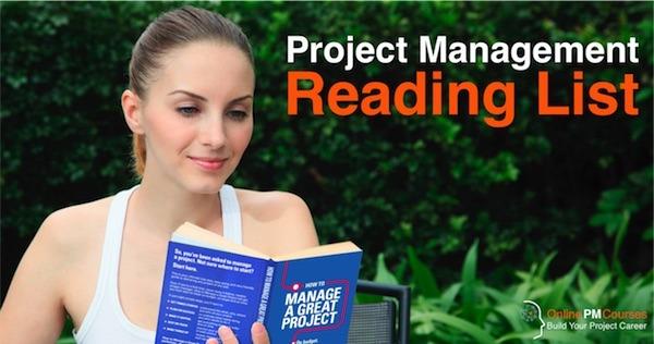 Project Management Reading List