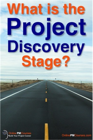 What is the Project Discovery Stage?