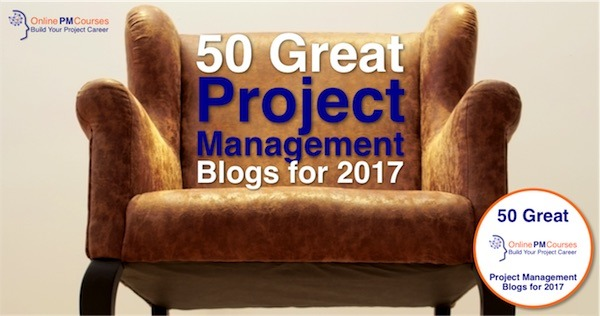 50 Great Project Management Blogs for 2017
