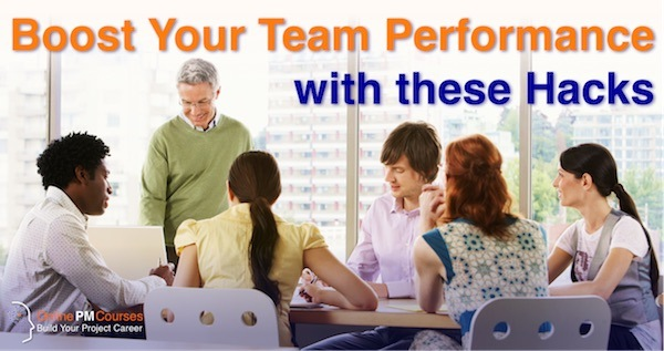 Boost Your Team Performance