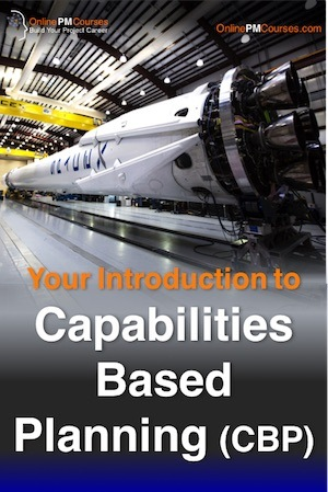 Intro to Capabilities Based Planning - CBP