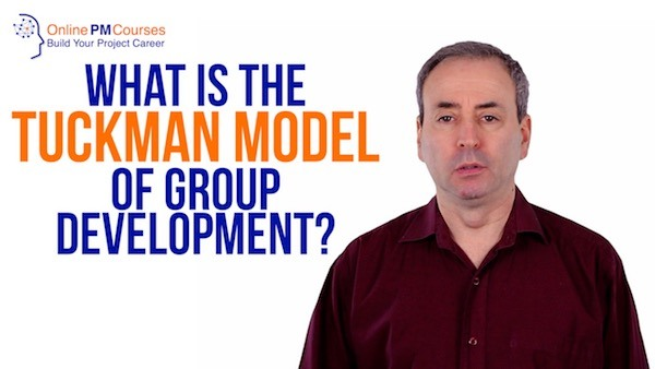 What is the Tuckman Model?