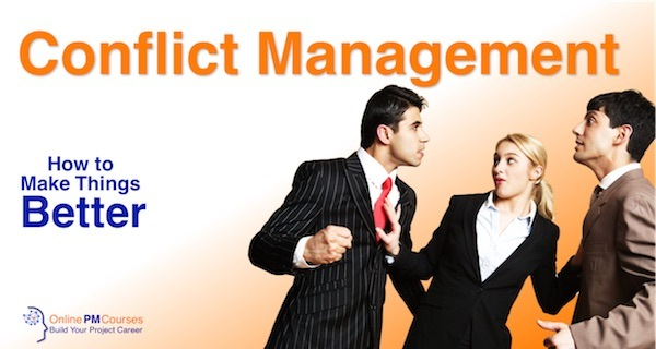 conflict management in relationships Conflict that is managed poorly and has a negative impact on the individuals and relationships involved productive conflict is: managed effectively and may have benefits, though it does not always mean there is a successful resolution to the conflict.