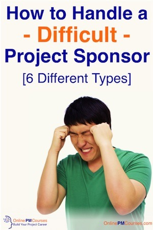 How to Handle a Difficult Project Sponsor