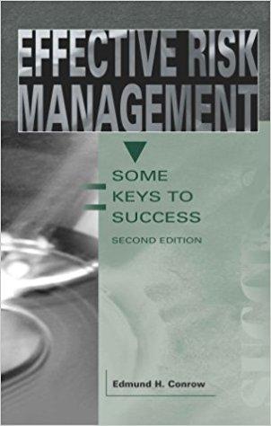 Effective Risk Management