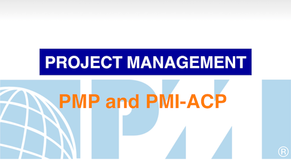 PMP and PMI-ACP
