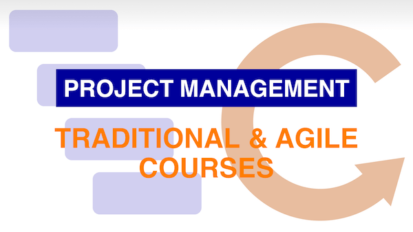 Traditional & Agile Courses