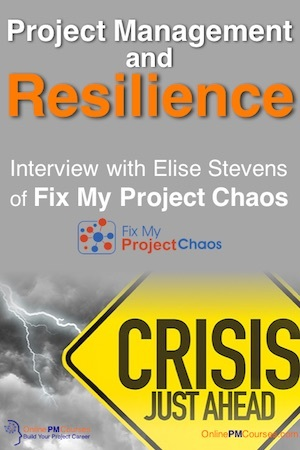 Project Management and Resilience