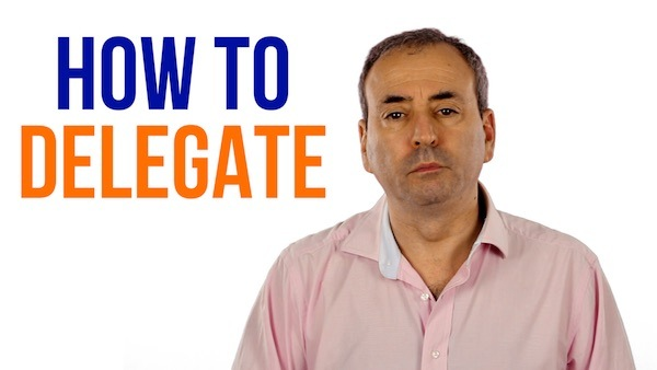 How to Delegate