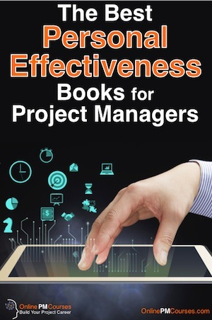The Best Personal Effectiveness Books for Project Managers