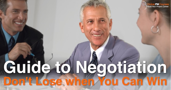 Guide to Negotiation