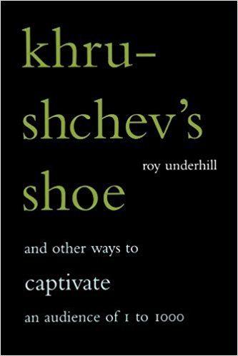 Kruschev's Shoe
