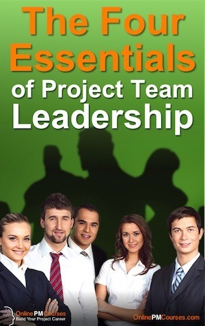 The Four Essentials of Project Team Leadership