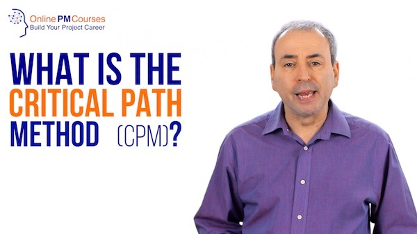 What is the Critical Path Method (CPM)?