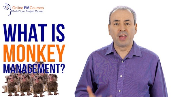 What is Monkey Management (Oncken's Monkey)?