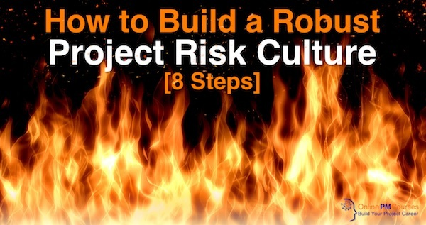 How to Build a Robust Project Risk Culture
