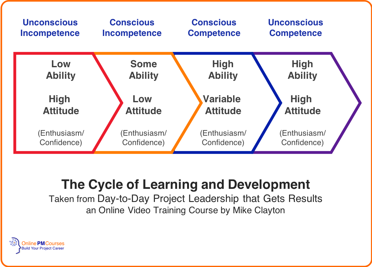 The Cycle of Learning and Development