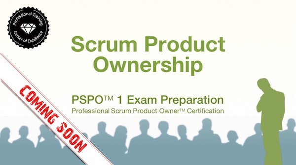 Scrum Product Ownership - Coming Soon