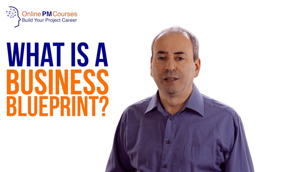 What is a Business Blueprint?