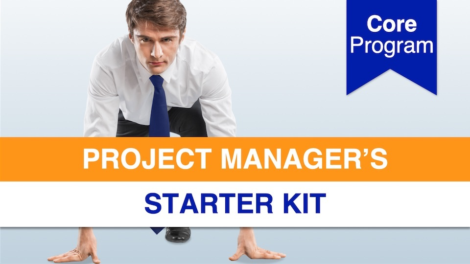 Project Manager's Starter Kit