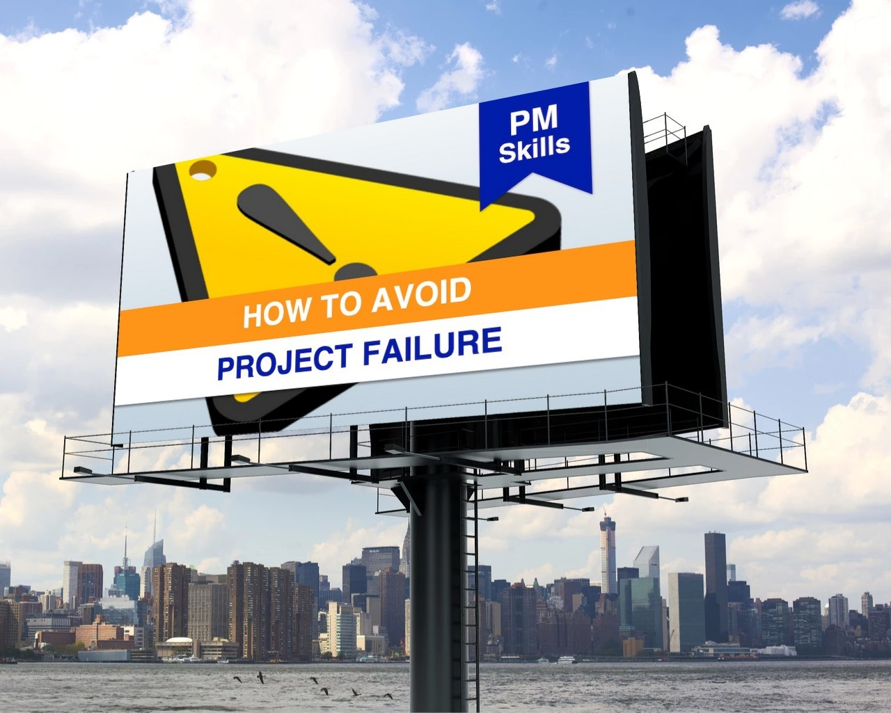 Avoid Failure billboard