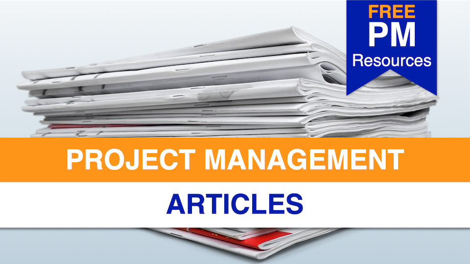 Project Management Articles
