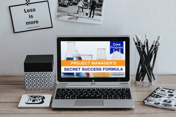 Project Manager's Secret Success Formula
