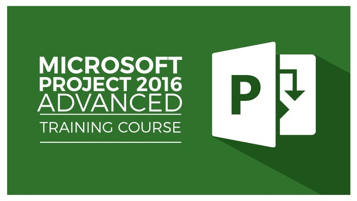 Microsoft Project 2016 Advanced